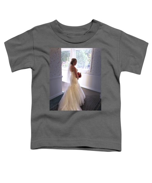 Cindy Sue Gets Married Toddler T-Shirt