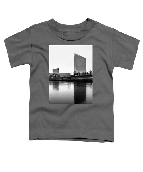 Cira Centre - Philadelphia Urban Photography Toddler T-Shirt