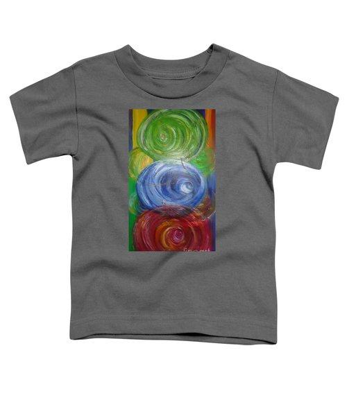 Concentric Joy Toddler T-Shirt