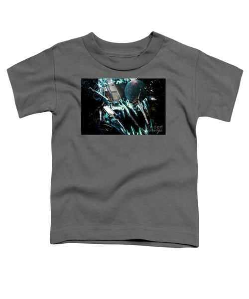 Circus House Of Mirrors Toddler T-Shirt