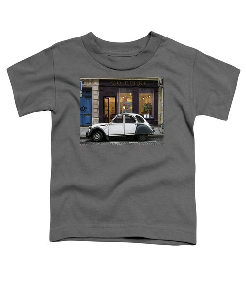 Citroen 2cv Toddler T-Shirt