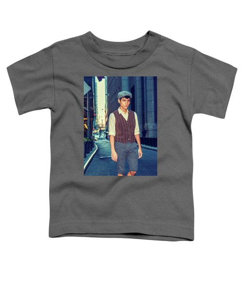 City Boy Toddler T-Shirt