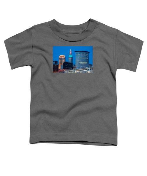 Cityscape Toddler T-Shirt
