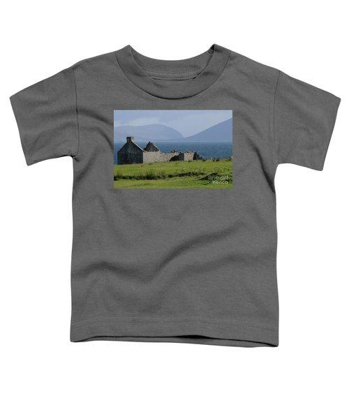 Claggan Island Toddler T-Shirt