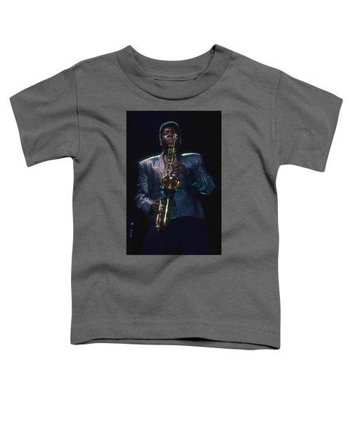 Clarence Clemons Toddler T-Shirt