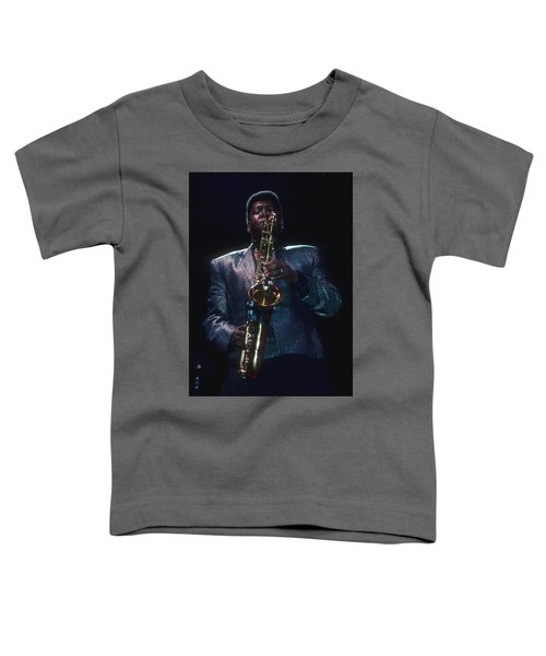 Clarence Clemons Toddler T-Shirt