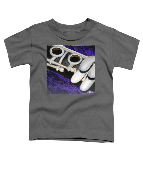 Clarinet Toddler T-Shirt