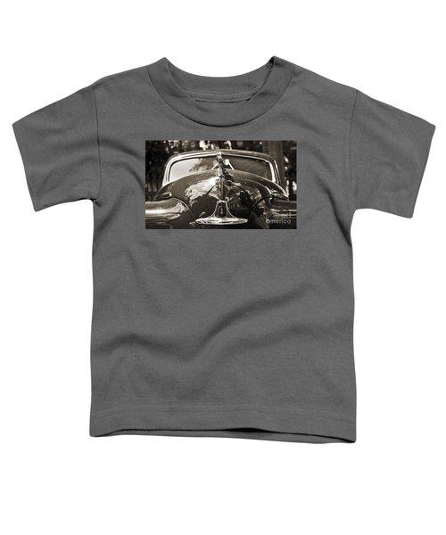 Classic Car Detail - Dodge 1948 Toddler T-Shirt