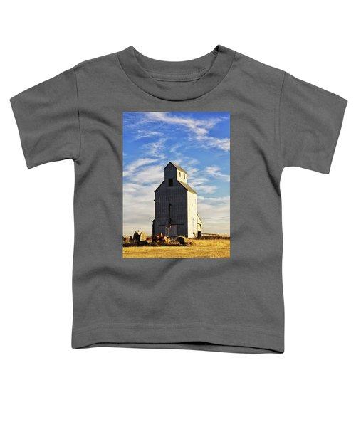 Classic Grain Elevator Toddler T-Shirt