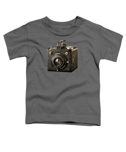 Classic Vintage Kodak Brownie Camera Tee Toddler T-Shirt