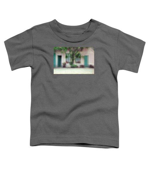 Toddler T-Shirt featuring the photograph At Claude Monet's Neighborhood by Dubi Roman