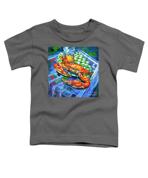 Claw Daddy Toddler T-Shirt