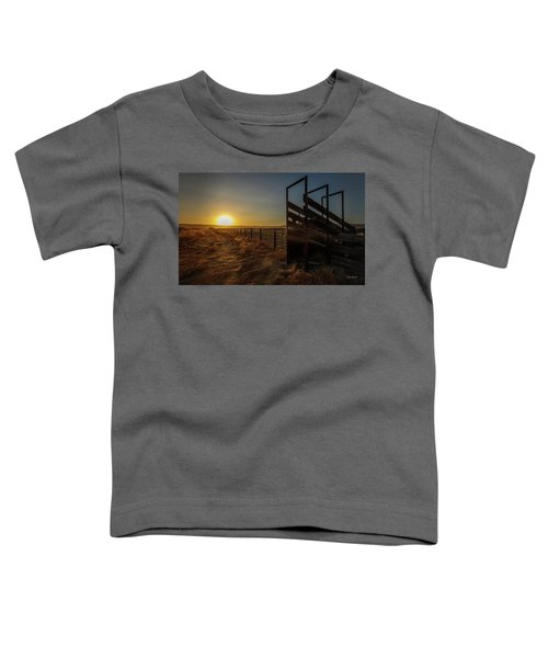 Clear Day Coming Toddler T-Shirt