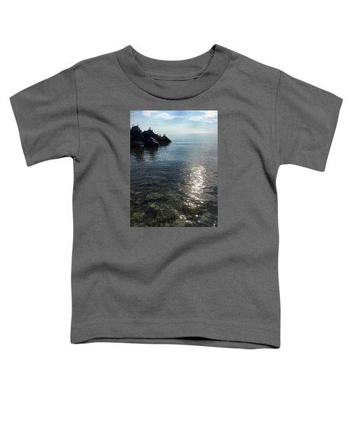 Clear Lake Toddler T-Shirt