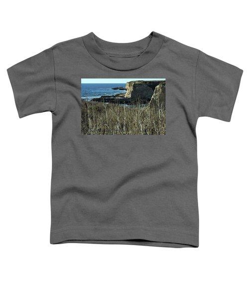 Cliff View Toddler T-Shirt