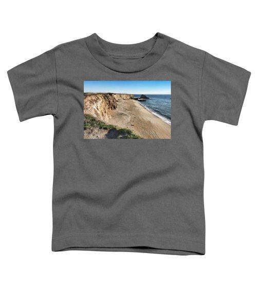 Cliffs Of Davenport Toddler T-Shirt