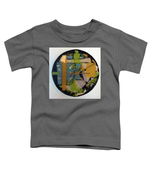 Clock Toddler T-Shirt