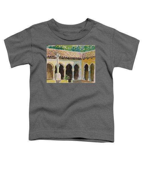 Cloister, Nyc Toddler T-Shirt