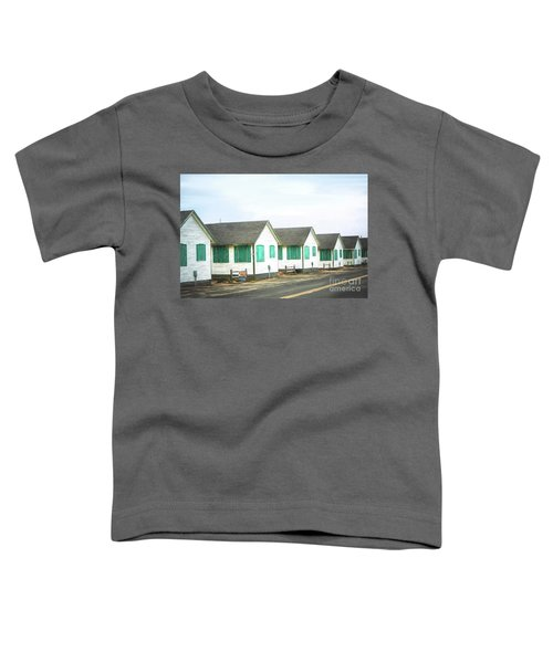 Closed For The Season #2 Toddler T-Shirt