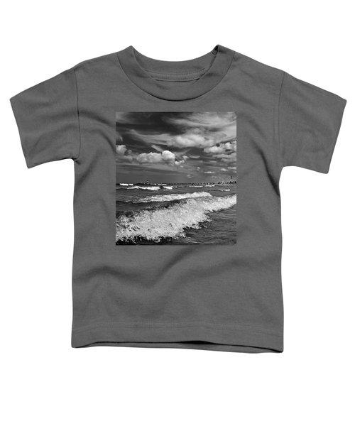 Cloud Sound Drama Toddler T-Shirt