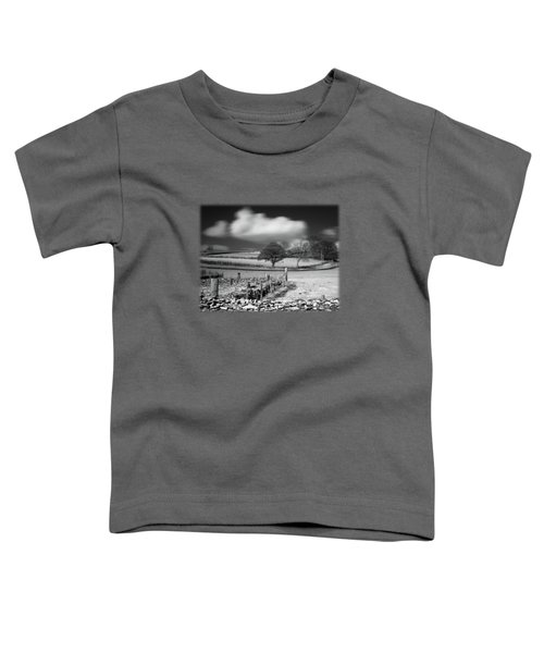 Cloud Wall Toddler T-Shirt