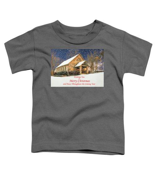 Cloudland Presbyterian Church  Toddler T-Shirt