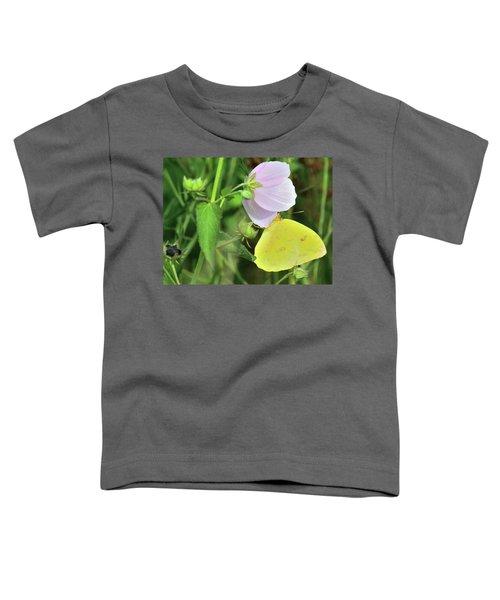 Cloudless Sulfur Toddler T-Shirt
