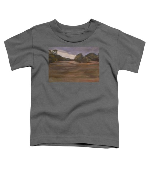 Clouds And Fields Toddler T-Shirt