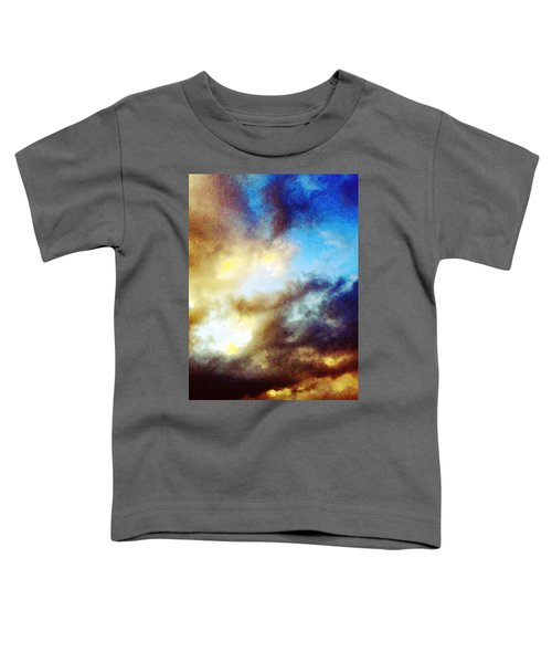 Clouds Toddler T-Shirt
