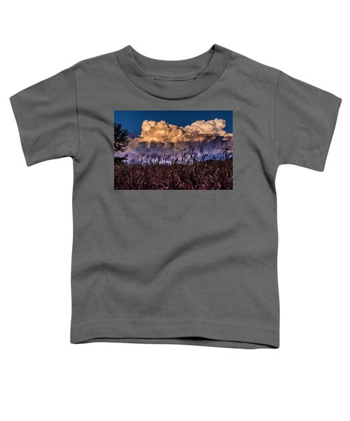 Clouds Over Fagagna Toddler T-Shirt