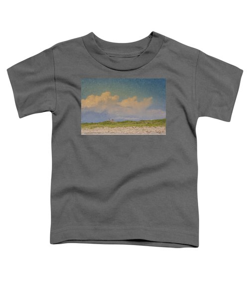 Clouds Over Goosewing Toddler T-Shirt