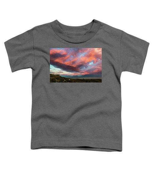 Clouds Over Warner Springs Toddler T-Shirt