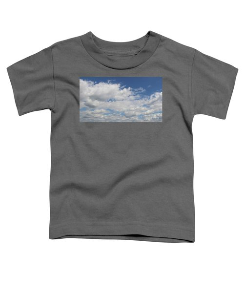 Clouds 17 Toddler T-Shirt by Rod Ismay