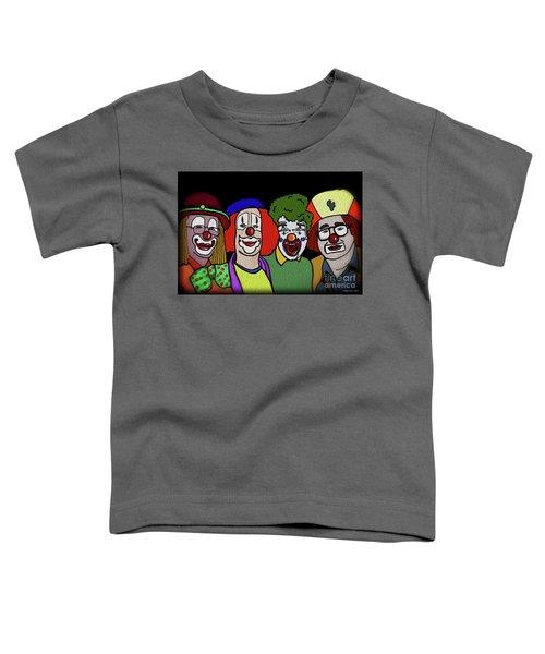 Clowns Toddler T-Shirt