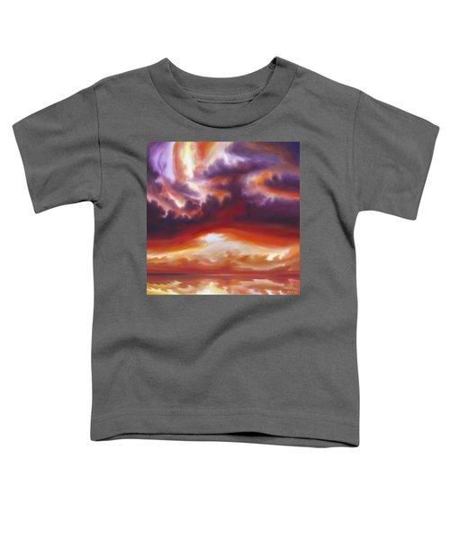 Coastline Toddler T-Shirt