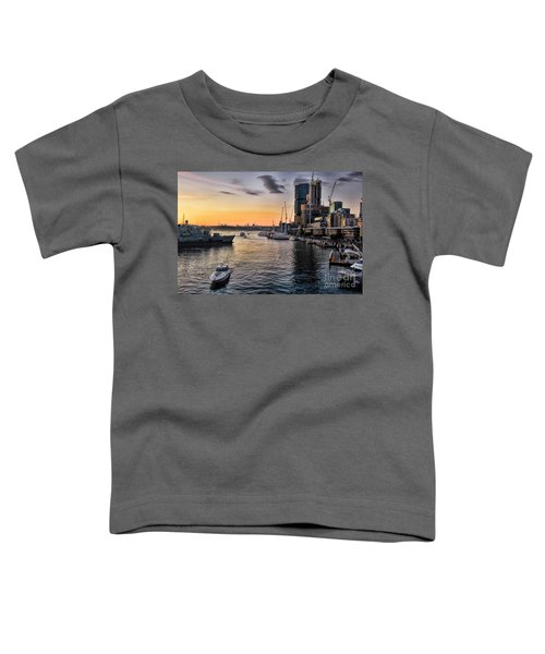 Cockle Bay Wharf Toddler T-Shirt