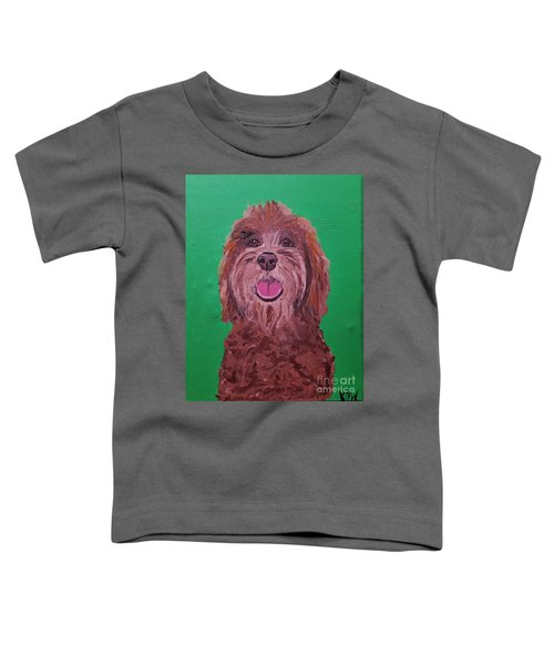 Coco Date With Paint Nov 20th Toddler T-Shirt