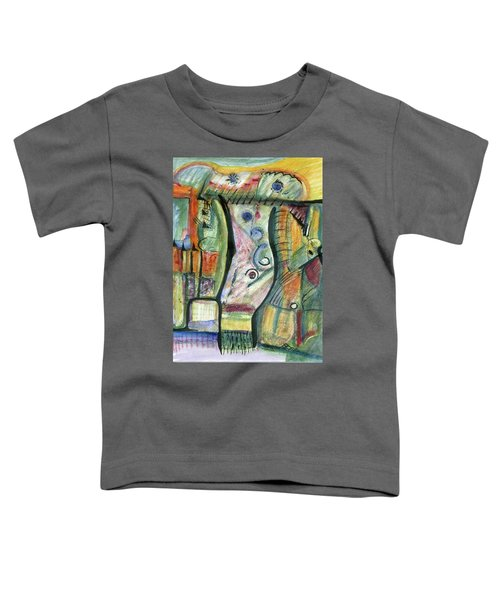 Coco Palm Toddler T-Shirt