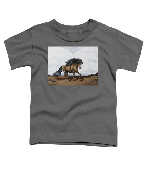 Coco Toddler T-Shirt by Teresa Wing