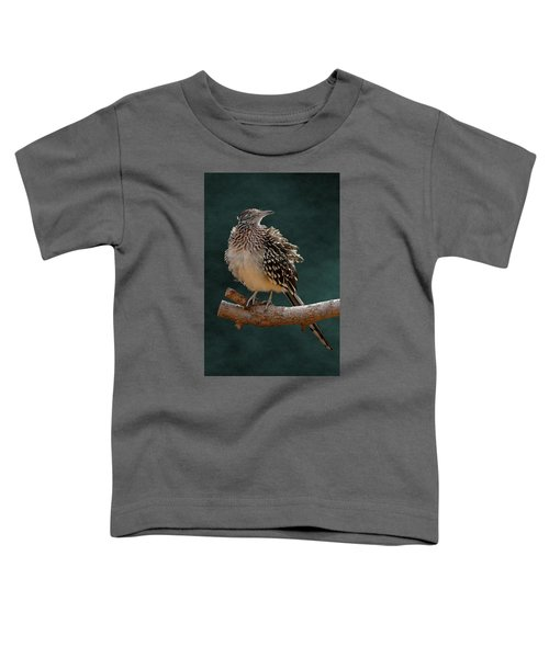 Cocoa Puffed Cuckoo Toddler T-Shirt
