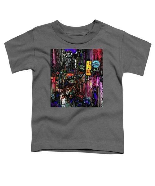 Coffee Shop, Amsterdam Toddler T-Shirt