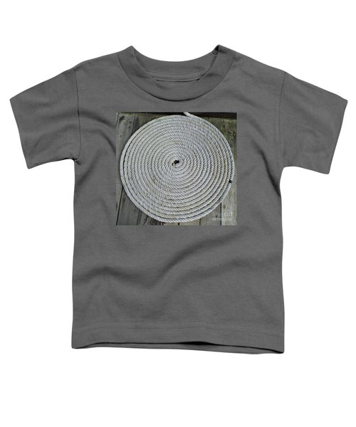 Coiled By D Hackett Toddler T-Shirt