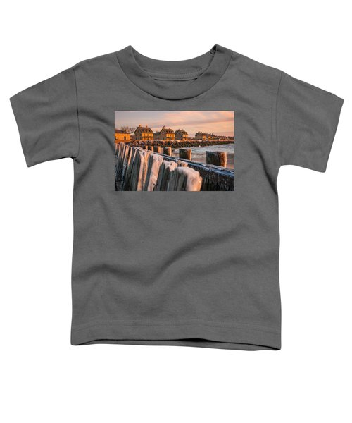 Cold Row Toddler T-Shirt
