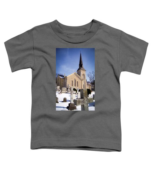 Cold Stone Service Toddler T-Shirt