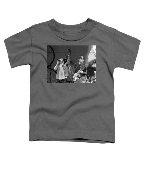 Coldplay 14 Toddler T-Shirt by Rafa Rivas