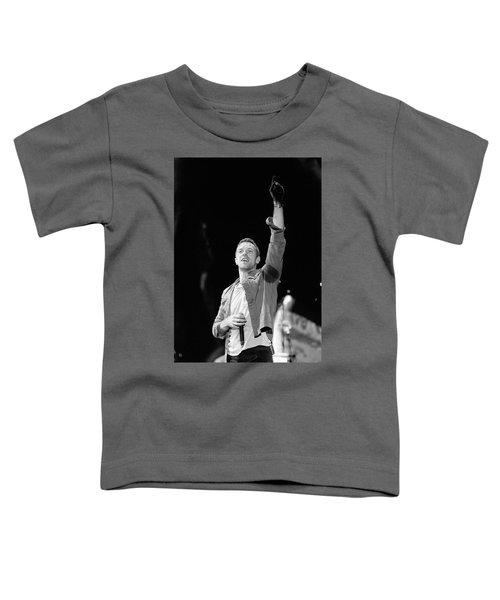 Coldplay 16 Toddler T-Shirt by Rafa Rivas