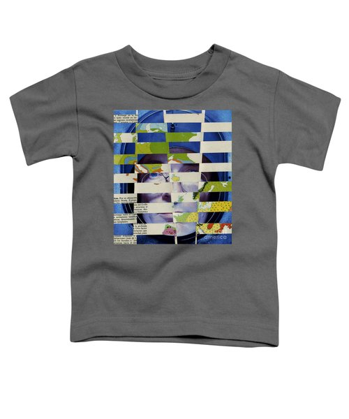 Collage Verso Toddler T-Shirt