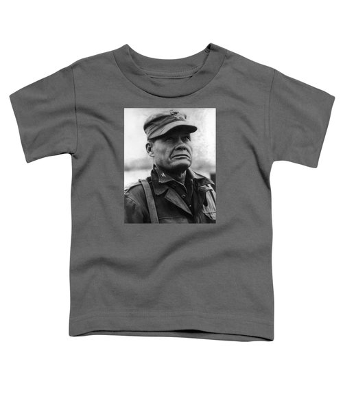 Colonel Lewis Chesty Puller - 1950 Toddler T-Shirt