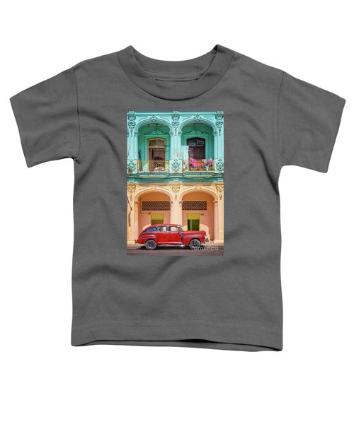 Colonial Architecture Toddler T-Shirt