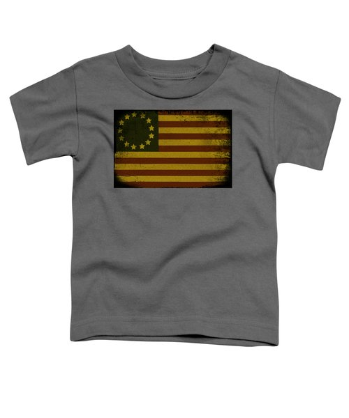 Colonial Flag Toddler T-Shirt